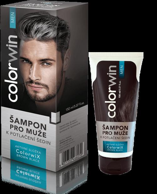 Šampón pre mužov